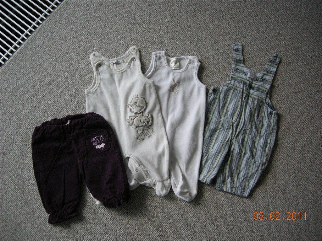 baby tøj str 56