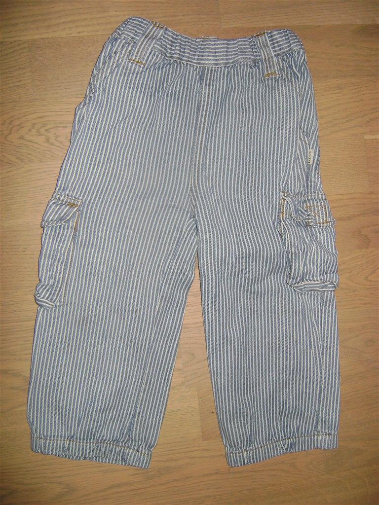 Tøj str
