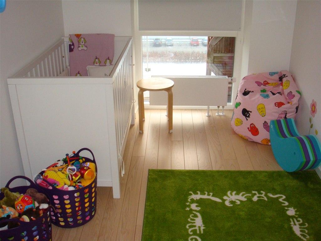 Pige værelser