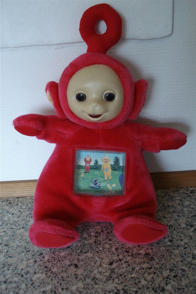 Postmand Per og Teletubbies