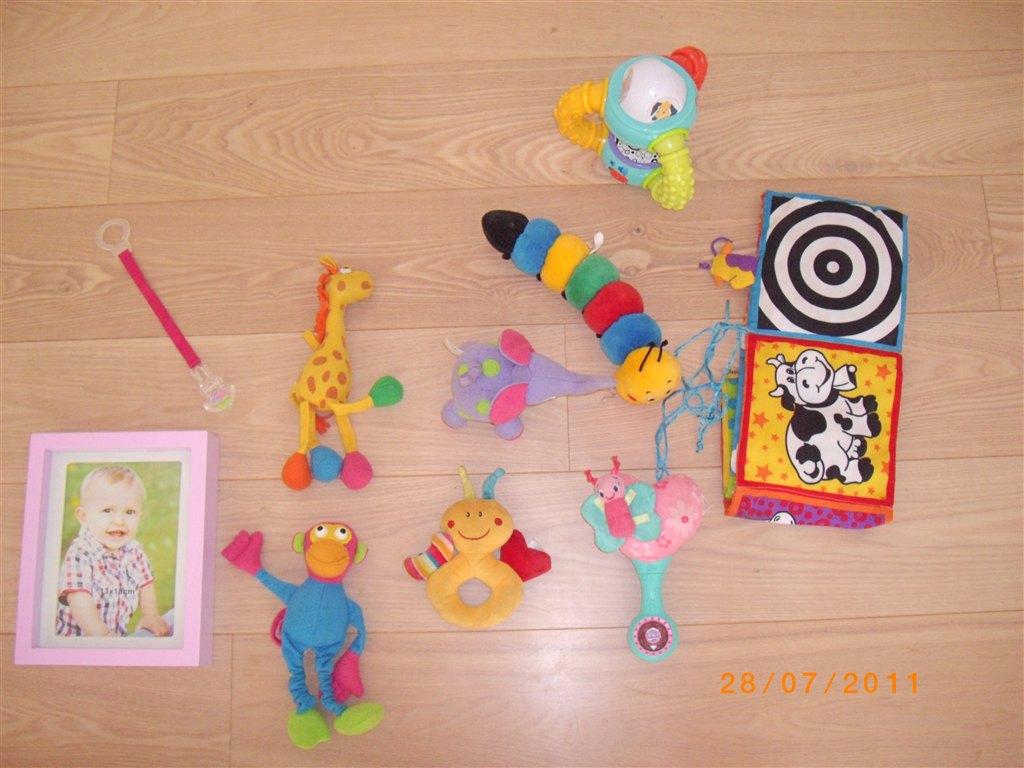 godt legetøj til 1 årige