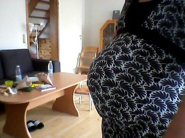 gravid i uge 34