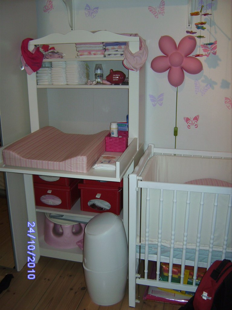 Vis mig jeres baby pige værelser ;-)