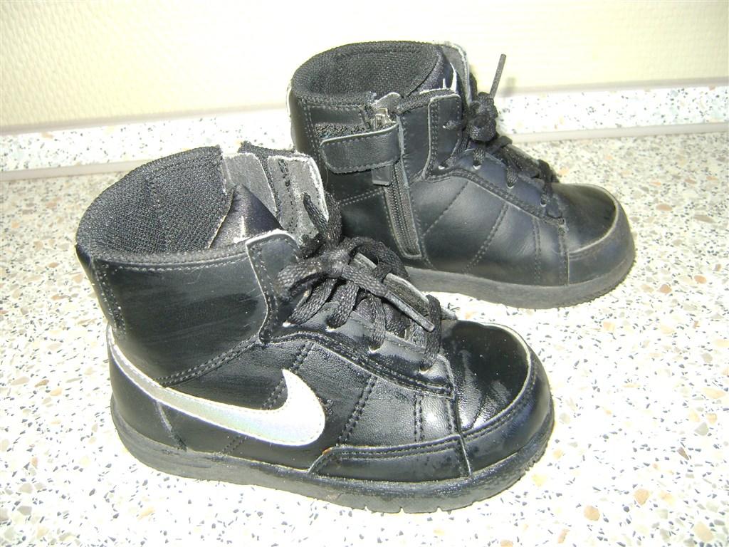 Fodtøj: Skofus sko & str str 22 samt kondisko str 23½
