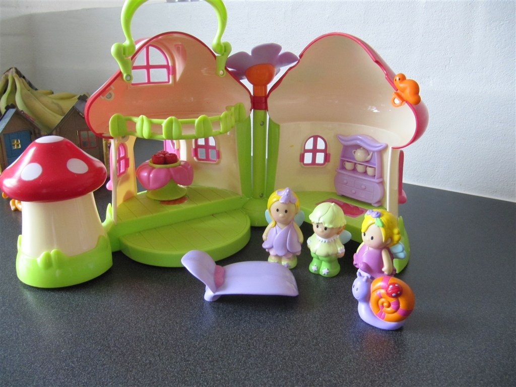 play to learn legetøj