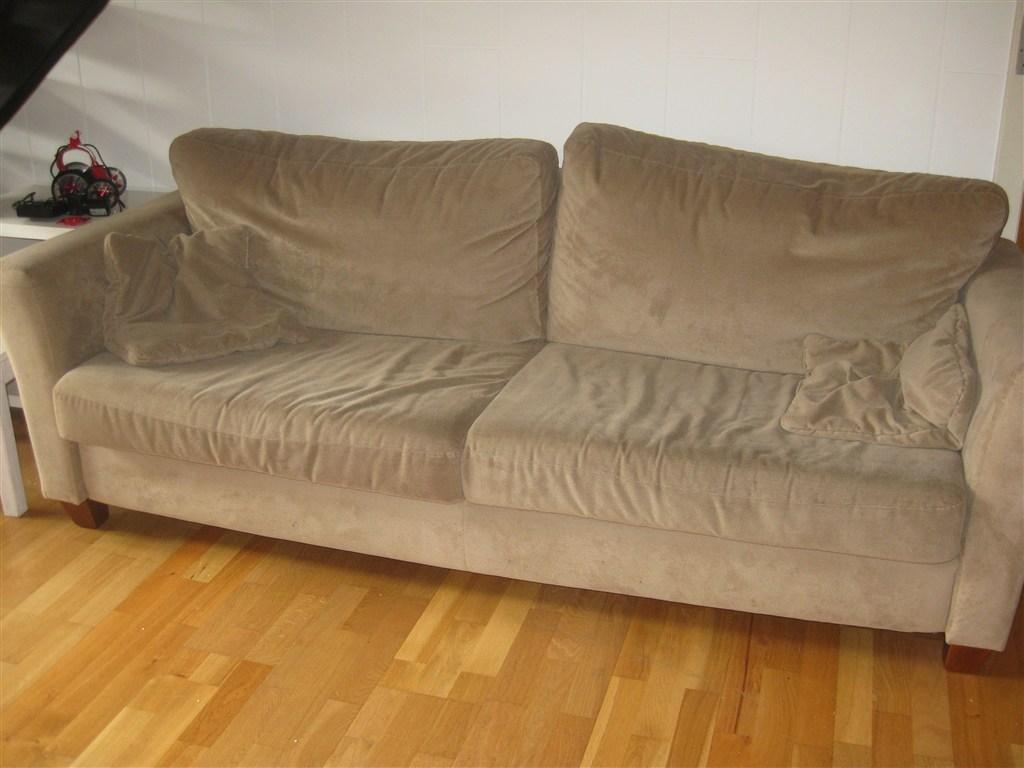 gammel sofa m bler til terrassen og haven. Black Bedroom Furniture Sets. Home Design Ideas