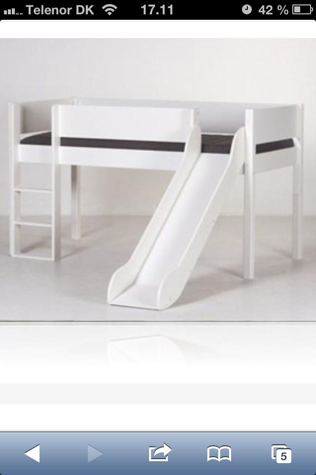 Hvilken seng har jeres børn på 5 år og op.