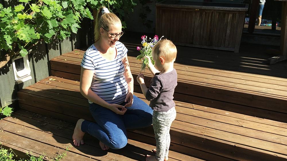 gravid uden ægløsning dating dk slet profil