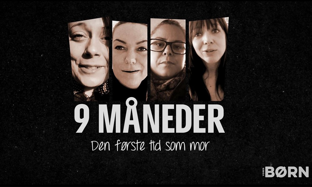 """Video: '9 måneder' (afs. 2, sæson 2) – """"Jeg føler hverken, at jeg slår til som mor eller kæreste"""""""