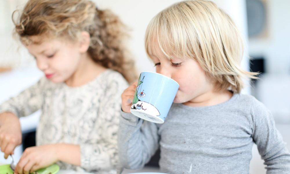 5 trin til høflige børn