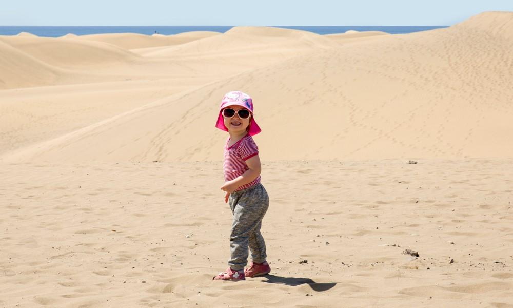 Rejsereportage: Ørken og ø-lykke på Gran Canaria