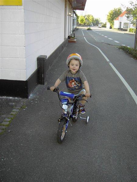 3-Hjulet cykel - hvornår?