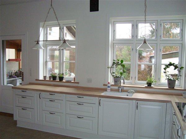Vil i se vores nye køkken WEE