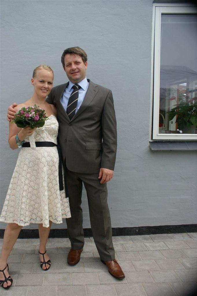 brudekjole til rådhusbryllup