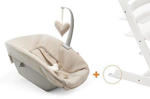 Trip Trap Stoel : Hvor mange har sådan en baby indsats til trip trap stol?