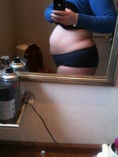 Overvægtige, vis jeres gravide maver. side 3