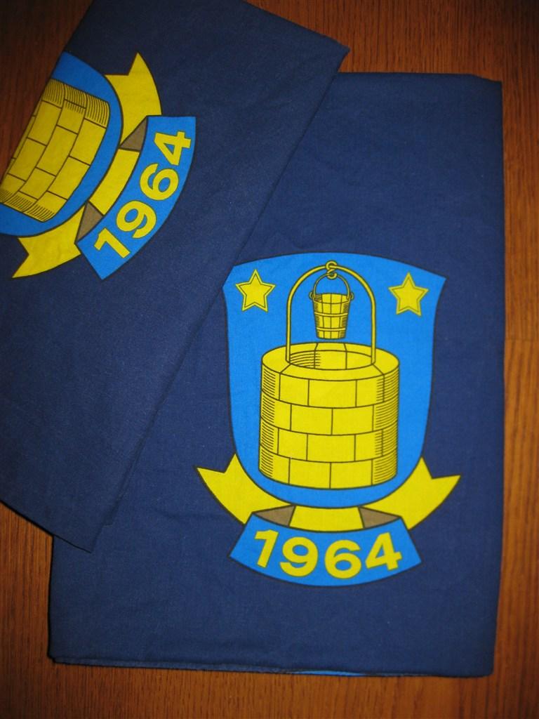 brøndby sengetøj Brøndby IF Junior sengesæt.. brøndby sengetøj