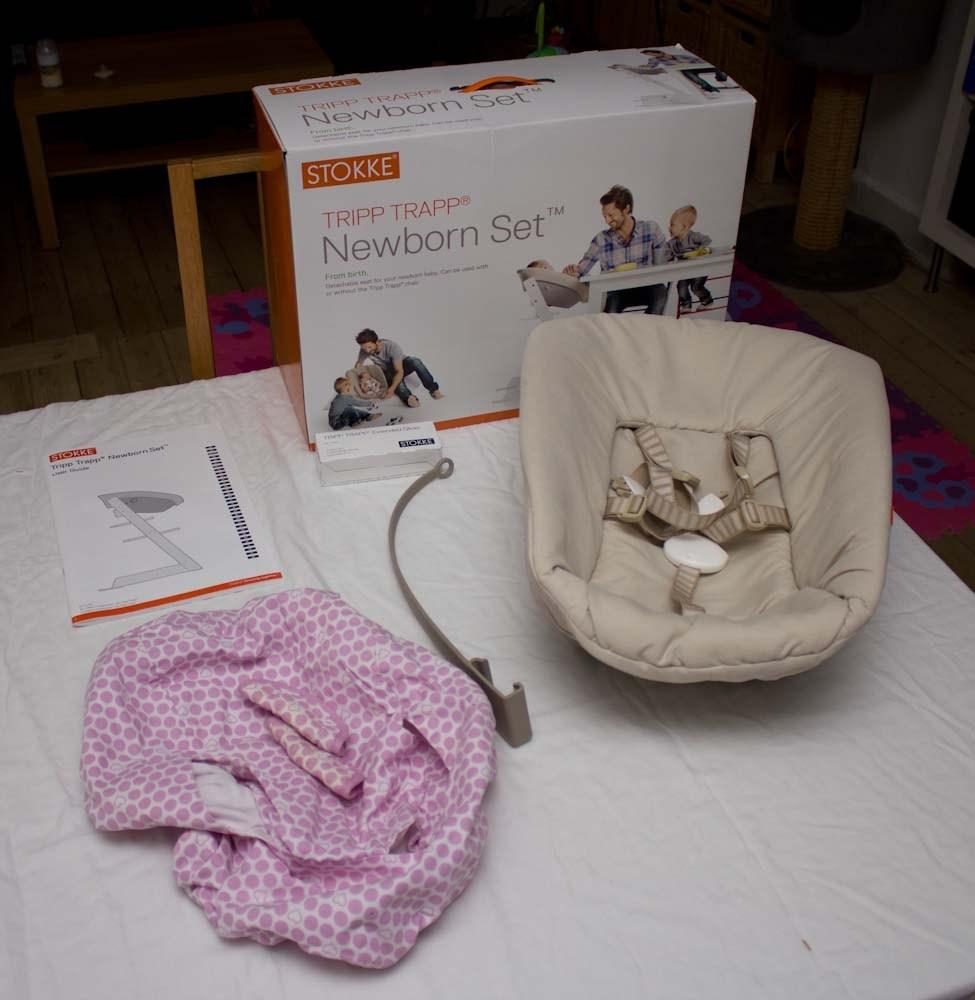 Diverse: Stokke newborn sæt