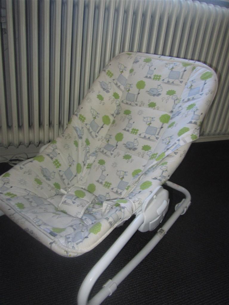 Tidsmæssigt Tarok Lime skråstol sælges DO-75