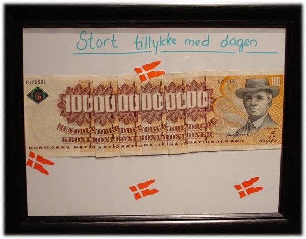 ideer til gave med penge