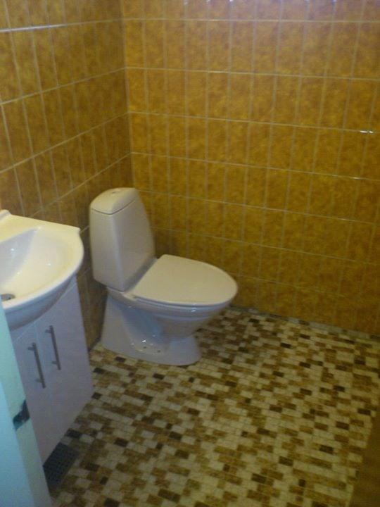 Male badeværelse... ;)