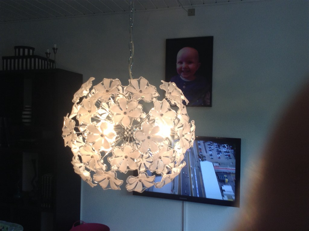 Picture of: Lampe Over Sofabordet