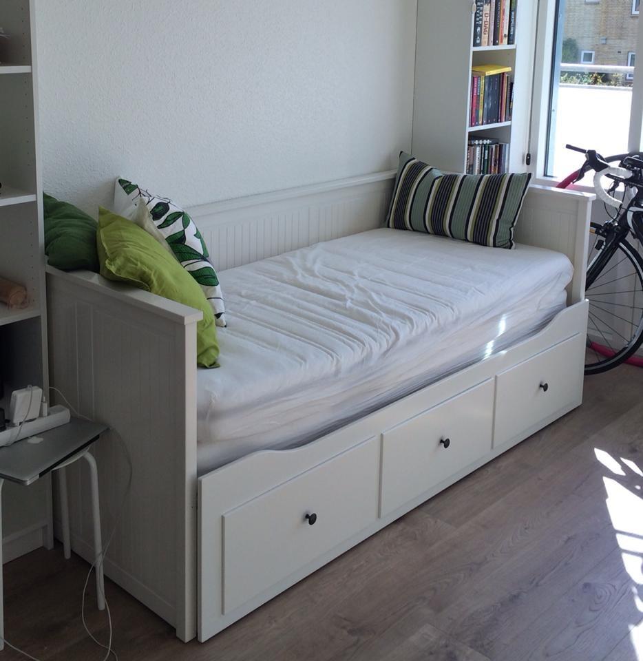 Brimnes seng fra Ikea