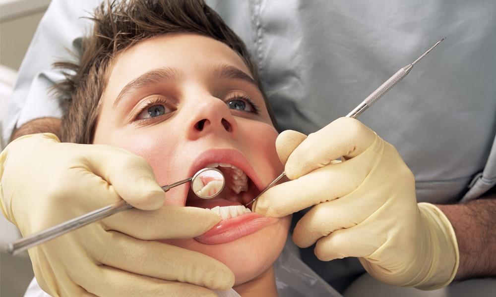 Hjælp, mit barn skal til tandlæge!