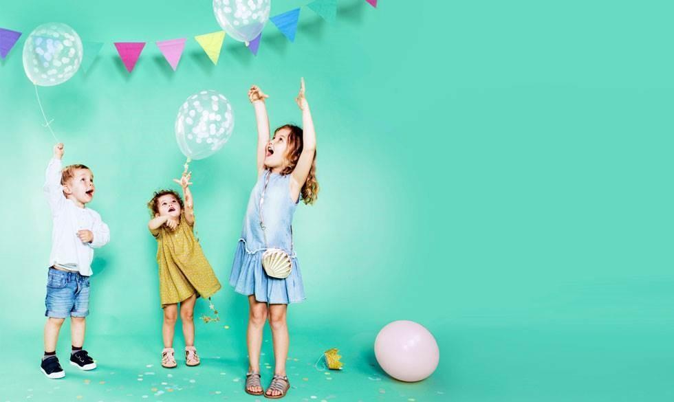 Børnefødselsdag: 10 idéer til en god børnefest