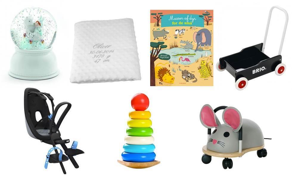 41 geniale gaver til barnedåb og navngivning
