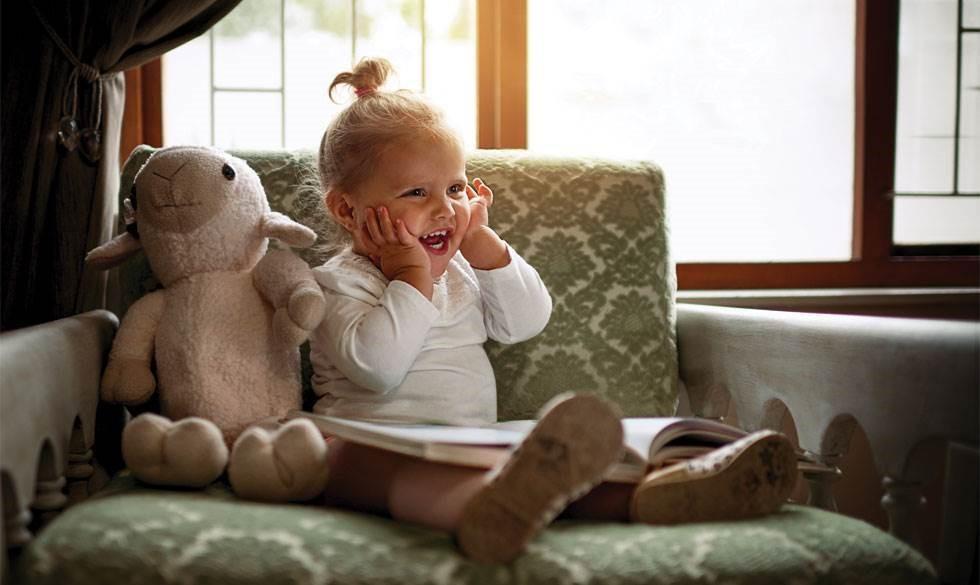Børnebøger: Gode bøger til dit barn på 2 år