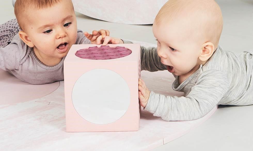 Nyt bObles-produkt: Hjælp din babys motorik på vej