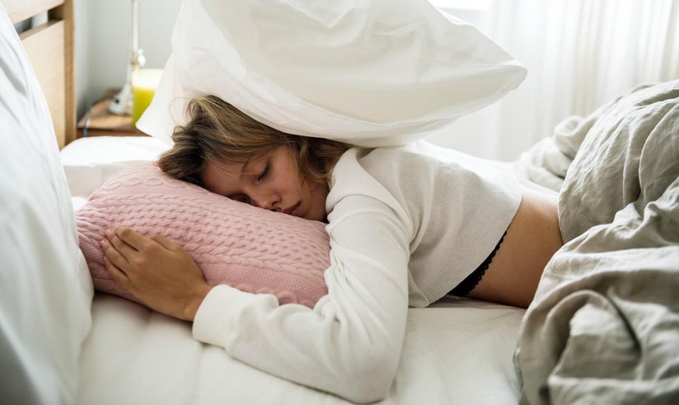 Gravid: Kom trætheden til livs ved at trykke på disse 3 punkter