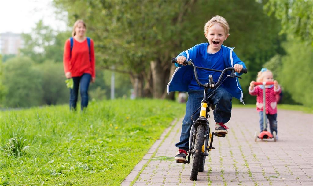 Er dit barn sikker i trafikken?