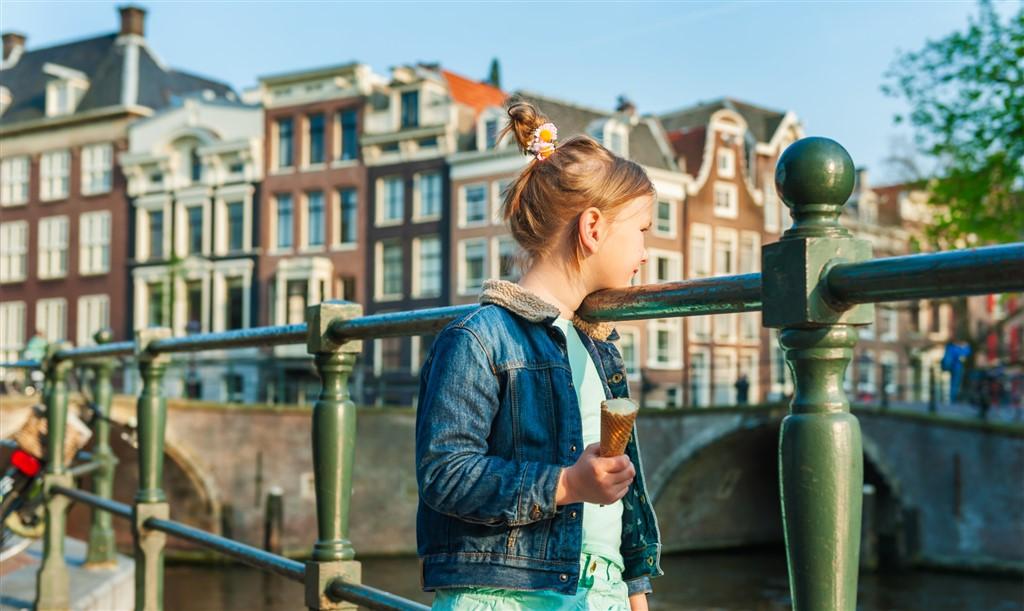 Storbyferie i børnehøjde: 7 gode grunde til at besøge Amsterdam