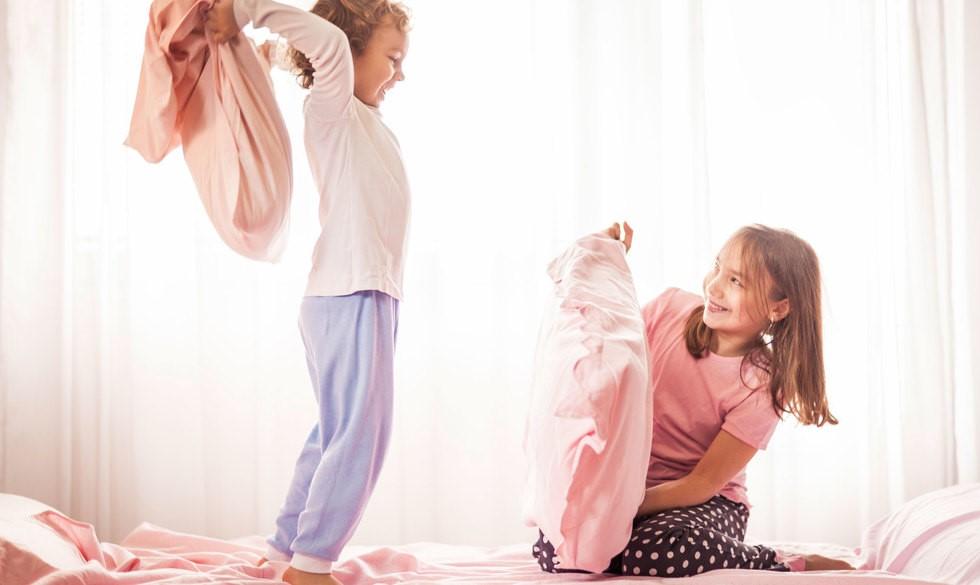 Vild leg og masser af bevægelse styrker dit barns motorik