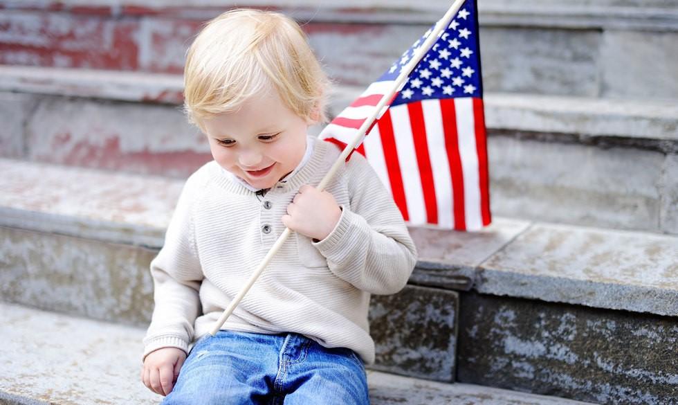 Top 50: Her er de mest populære amerikanske navne