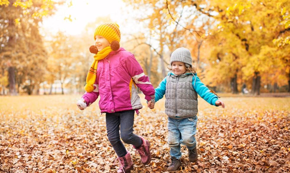 Her er den perfekte efterårsgarderobe til dit barn