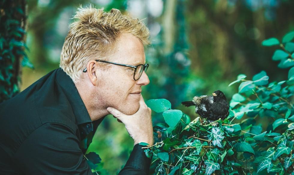 Sebastian Klein i ny podcast for børn: Verdens stærkeste dyr lever i Danmark