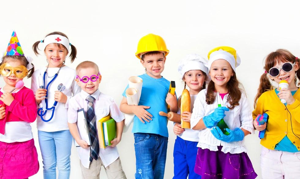 Fastelavn: 12 fine, finurlige og fjollede bud på kostumer til børn