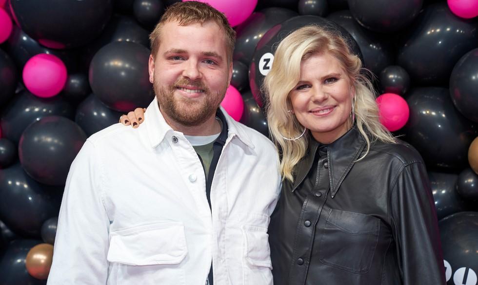 Sofie Linde er gravid igen