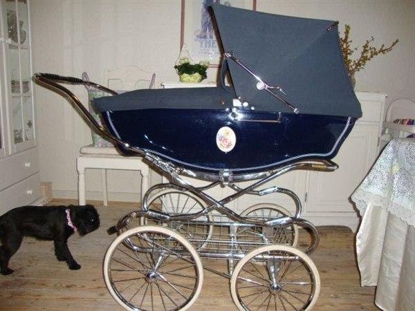brugte barnevogne til salg