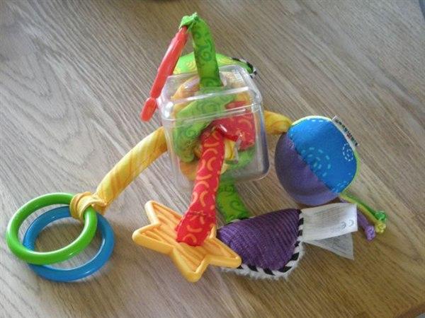 Rørig Baby-legetøj ( Lamaze, Kids wood, Playgro, Bellino o.m.a.) ZQ-82
