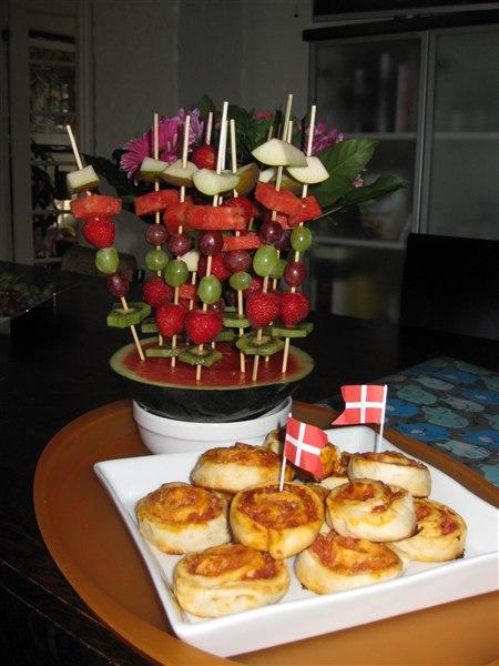 Børnefødselsdag Inspiration ideer til mad til børnefødselsdag