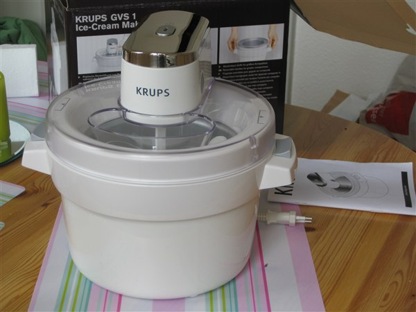 Tidsmæssigt krups ismaskine ( helt ny) AP-91