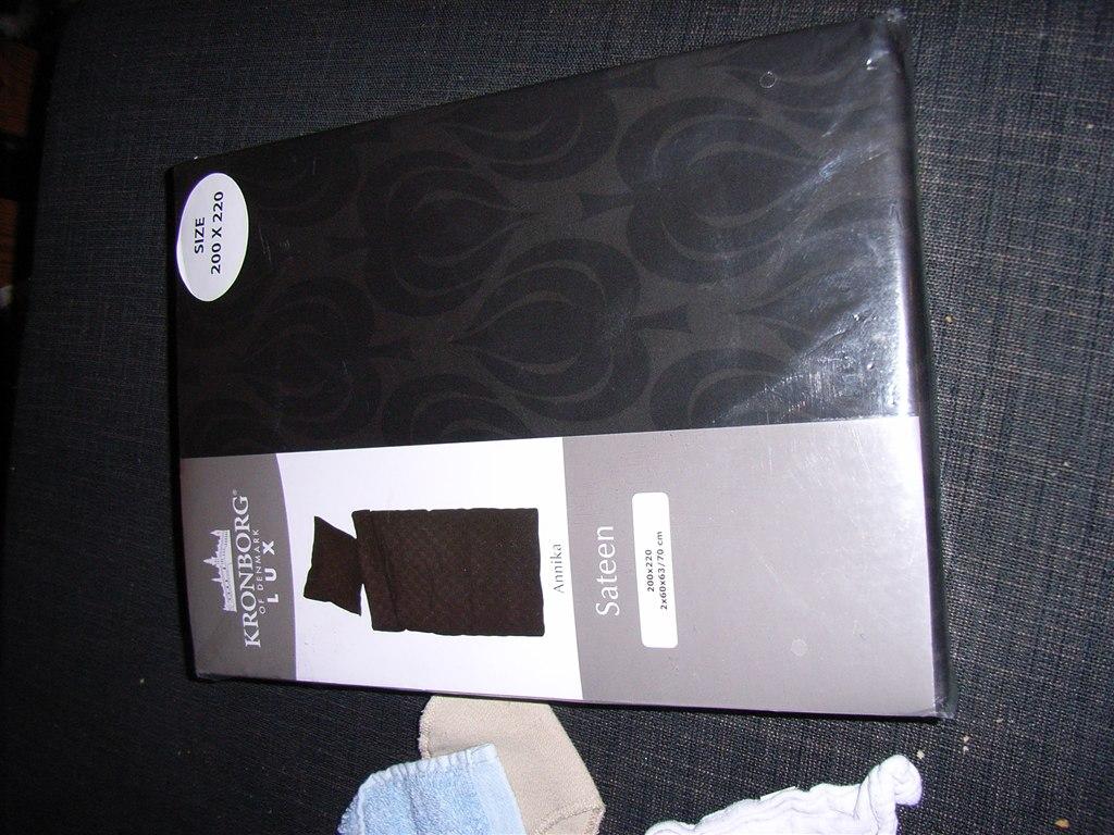 kronborg sengetøj Sengetøj 200x220 kronblux (LAGT TIL SIDE) kronborg sengetøj